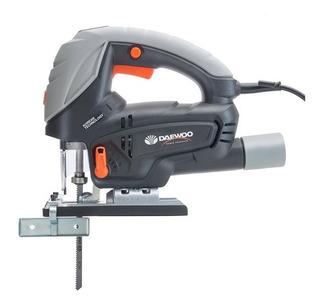 Sierra Caladora Daewoo Laser 800w Vel Variable Pendular Guia