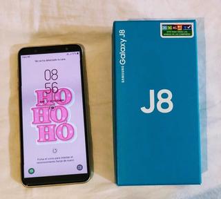 Celular Samsung Galaxy J8 Dual Sim Liberado
