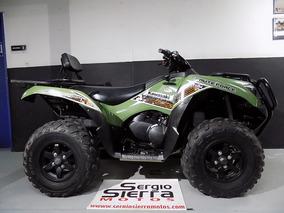 Kawasaki Brute Force750 Verde 2012