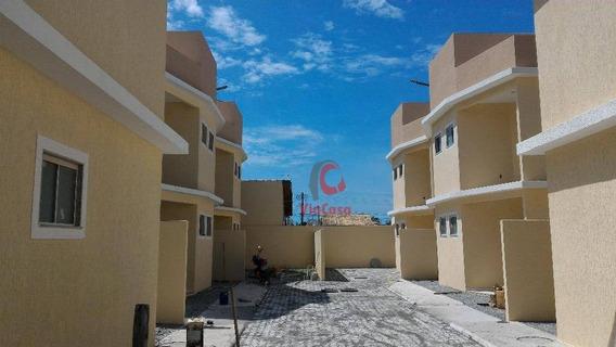 Casa Duplex, 3 Quartos, Sendo 2 Suítes Peixe Dourado Ii, Casimiro De Abreu / Rj - Ca1391