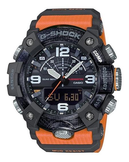 Relógio Casio G Shock Gg B100-9 Mudmaster Bluetooth