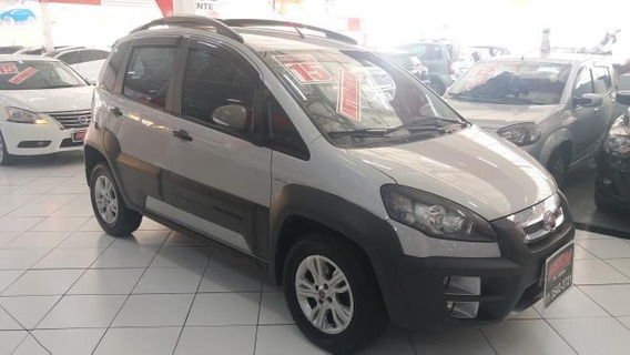 Fiat Idea Adventure 1.8 16v Dualogic (flex) Flex Dual Logi