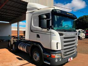 Scania 124 G-380 6x2 Entregamos Revisado.