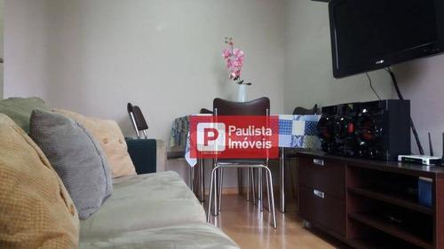 Apartamento Residencial À Venda, Santo Amaro, São Paulo. - Ap18739