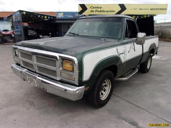Dodge Otros Modelos Automática