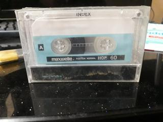 Cassettes De Audio Vírgenes