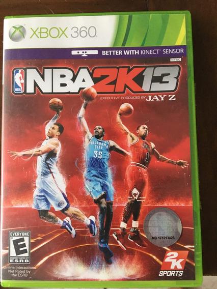 Nba 2k13- Xbox 360