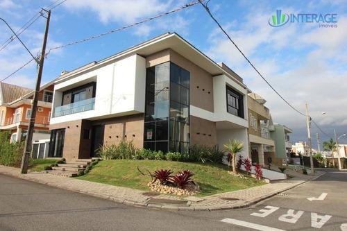 Casa Com 4 Dormitórios À Venda, 500 M² Por R$ 2.990.000,00 - Neoville - Curitiba/pr - Ca0139