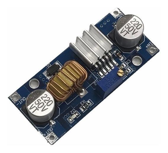 Regulador Tensão Dissipador Step Down Buck Xl4015 5a Arduíno