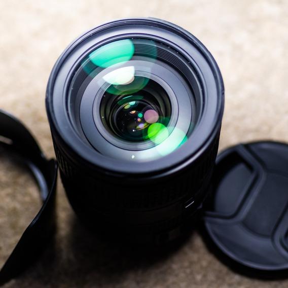 Lente Nikon 28-300mm F3.5-5.6 (3.000 À Vista)