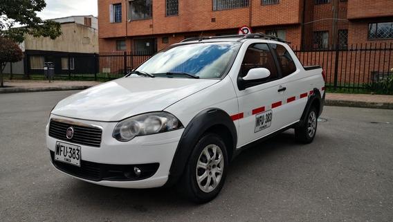 Fiat Strada Treeking Modelo 2015 Excelente Estado.