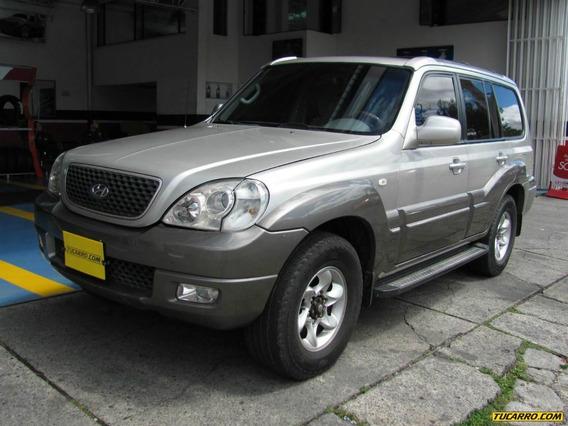 Hyundai Terracan Blindados Gx