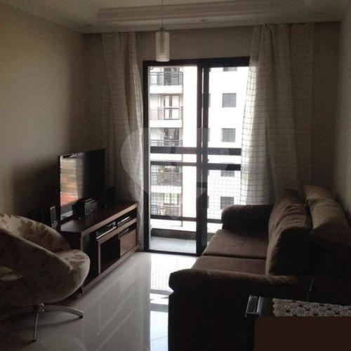 Ótimo Apartamento À Venda Na Vila Carbone  Zona Norte - 170-im301041
