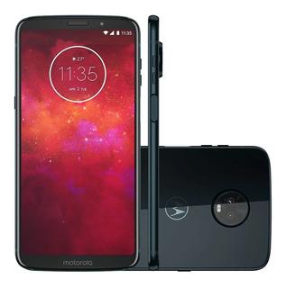 Motorola Moto Z3 Play 64gb Dual Chip Xt1929 Seminovo