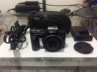 Cámara Semi-profesional Sony Cybershot Dsc-h10