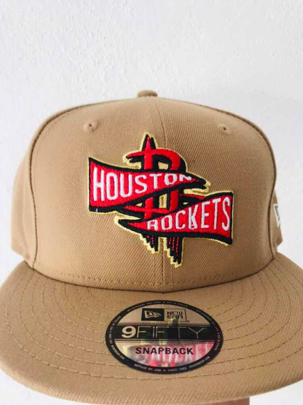 Gorra Snapback New Era Rockets De Houston swag Side