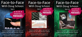 Face-to-face With Doug Schoon Volumes 1, 2 E 3 Em Português