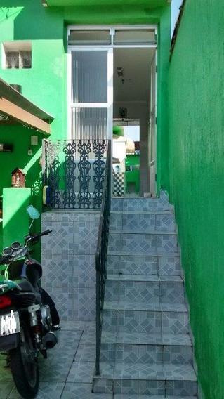 Casa Em Vila Voturua, São Vicente/sp De 109m² 2 Quartos À Venda Por R$ 375.000,00 - Ca326780