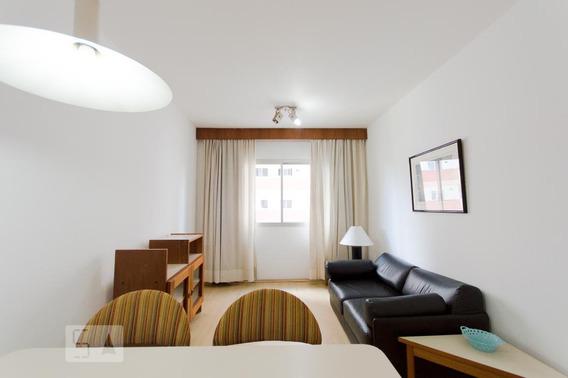 Apartamento Para Aluguel - Consolação, 1 Quarto, 50 - 893093597
