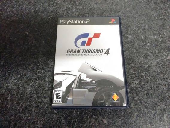 Gran Turismo 4 Original Ps2