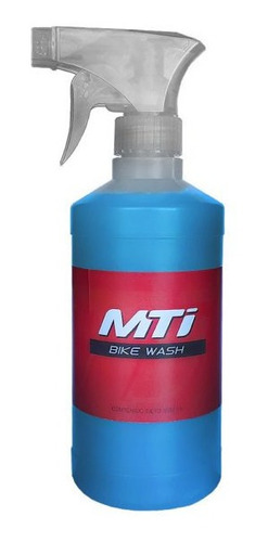 Imagen 1 de 4 de Desengrasante Shampoo Bicicleta Mti 500ml - Racer Bikes