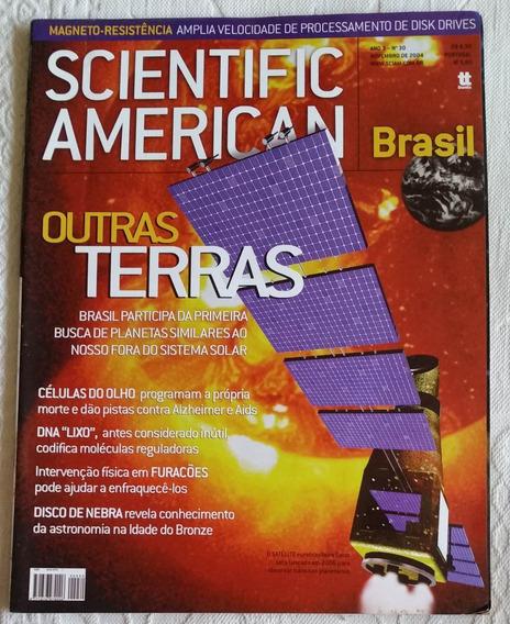 Revista Scientific American Nº30 - Outras Terras