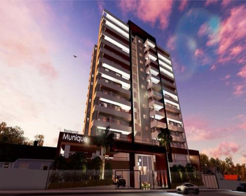 Imagem 1 de 13 de Apartamento À Venda No Edifício Munique - Sorocaba/sp - Ap10701 - 68493976
