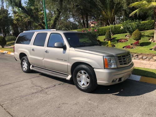 Cadillac Escalade Blindada Nivel 5+ ( V+ ) Por Abate