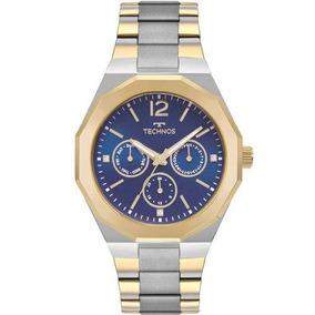 Relógio Technos Feminino Elegance 6p29ajd/4a