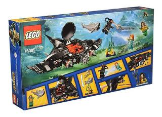 Juego Lego Aquaman Dc Comics 7 A 12 Años