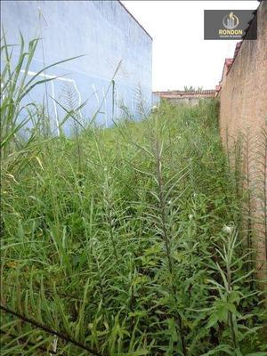 Terreno À Venda, 210 M² Por R$ 65.000 - Cibratel - Itanhaém/sp - Te0130