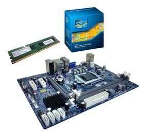 Kit Upgrade Intel I3 3.10ghz Memória 4gb Oferta