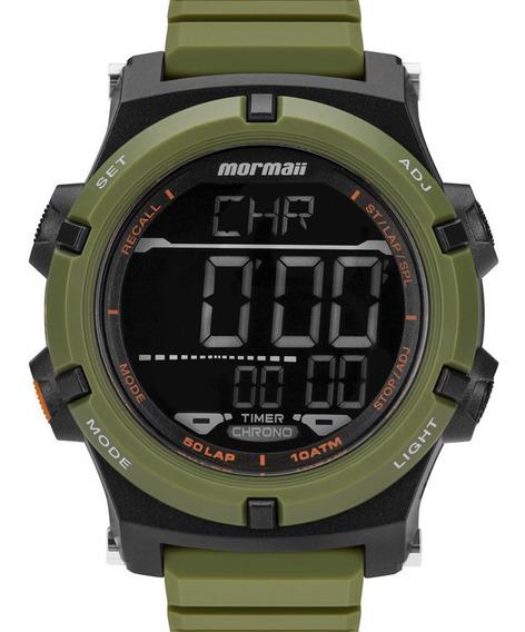 Relógio Masculino Mormaii Original Com Garantia E Nfe