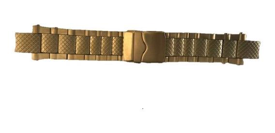 Pulseira Invicta Subaqua Noma 3 Aço Dourada