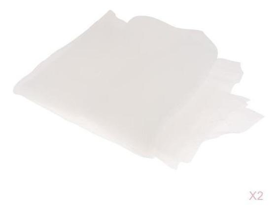 Impresión de la pantalla de seda blanco de 1 metros Malla 145CM Ancho 40T