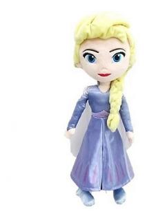 Frozen Peluche Con Sonido 20 Cm Elsa Casa Valente