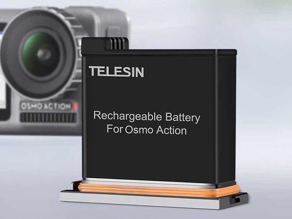 Bateria Pra Osmo Action - Telesin