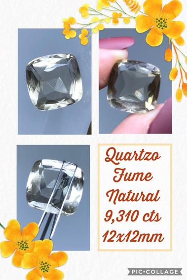 Quartzo 9 310 Cts Retangular Natural 12x12 Mm Cristal