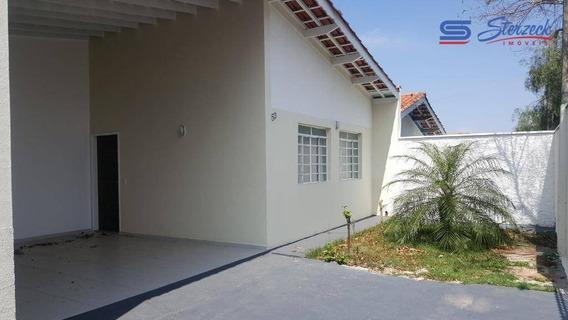 Casa Com 3 Dormitórios Para Alugar, 100 M² Por R$ 2.500,00/mês - Vila Gallo - Vinhedo/sp - Ca0980