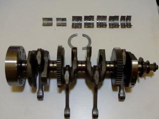 Virabrequim Suzuki Gsx-s 1000 Original