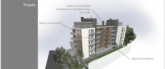 Apartamento Em Menino Deus Com 2 Dormitórios - Ca4092