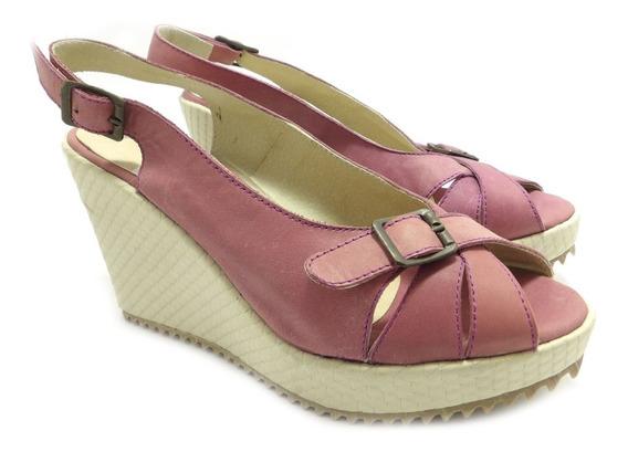 Sandalias Zapatos Cuero Vacuno Verano- Calzados Union