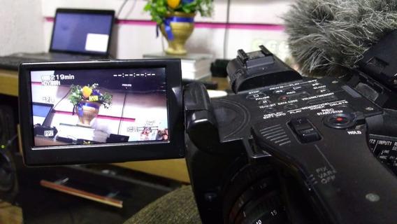 Grande Oportunidade Filmadora Sony Z7