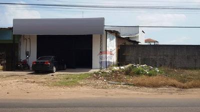 Galpão Comercial, Tenoné (icoaraci), Belém Pa - Ga0008