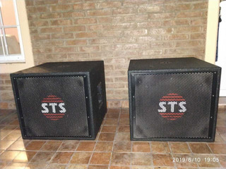 Sts Minisub 18 1200w Rms