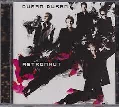 Cd Cd Duran Duran Astronaut Duran Duran