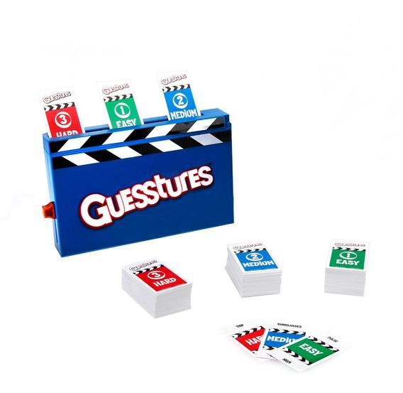 Hasbro Gaming Juego De Mesa Caras Y Gestos