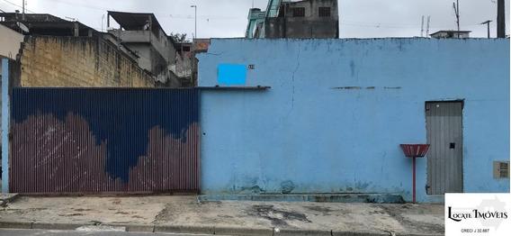Excelente Terreno De 12 X 25 M Para Venda Em Ferraz De Vasconcelos, Na Vila Santa Margarida. - Te00007 - 34777653