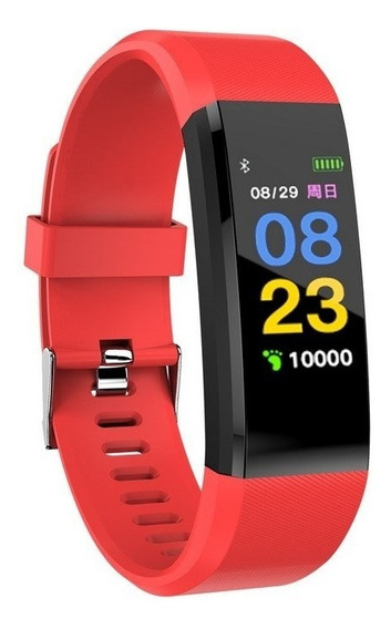 Reloj Inteligente Sport Pulsera Fitness Bluetooth Ritm Smart