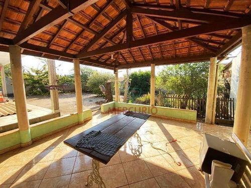Imagem 1 de 19 de Casa À Venda, 230 M² Por R$ 485.000,00 - Centro - Arealva/sp - Ca3340